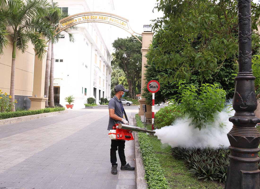 dịch vụ diệt muỗi công ty a2z