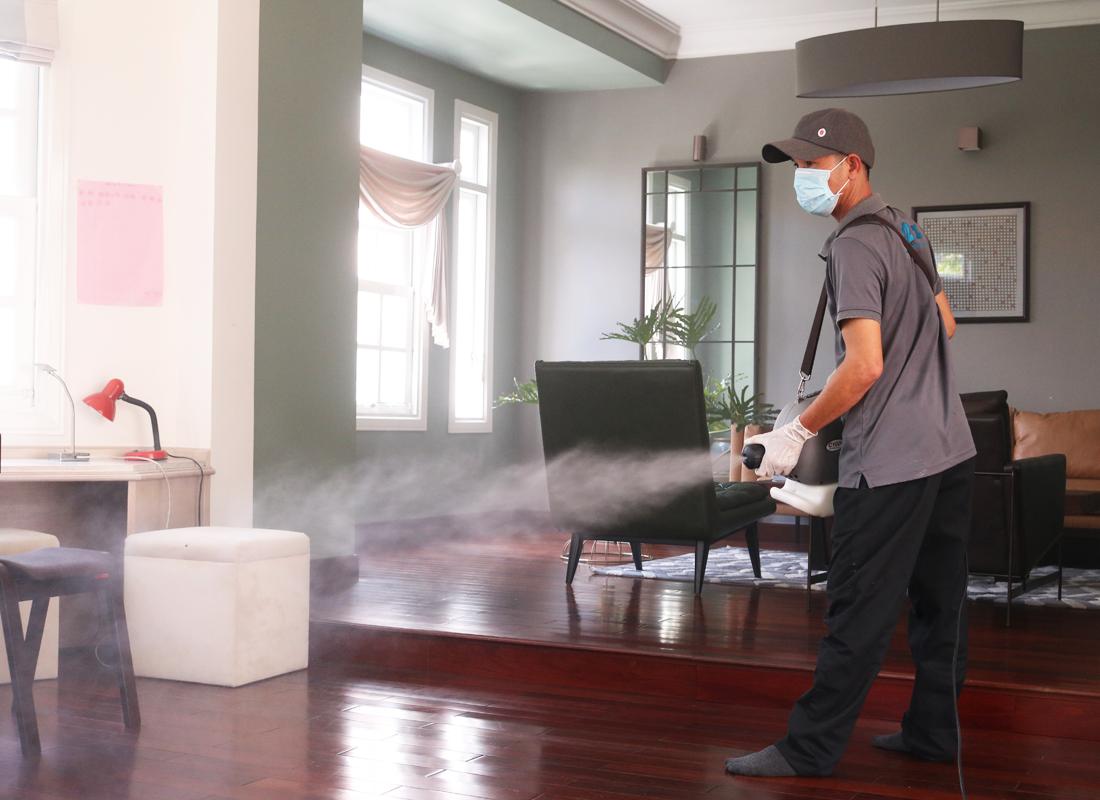 dịch vụ kiểm soát muỗi - công ty a2z