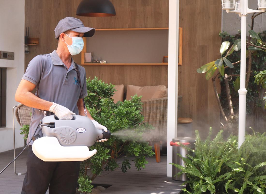 dịch vụ kiểm soát ruồi công ty a2z