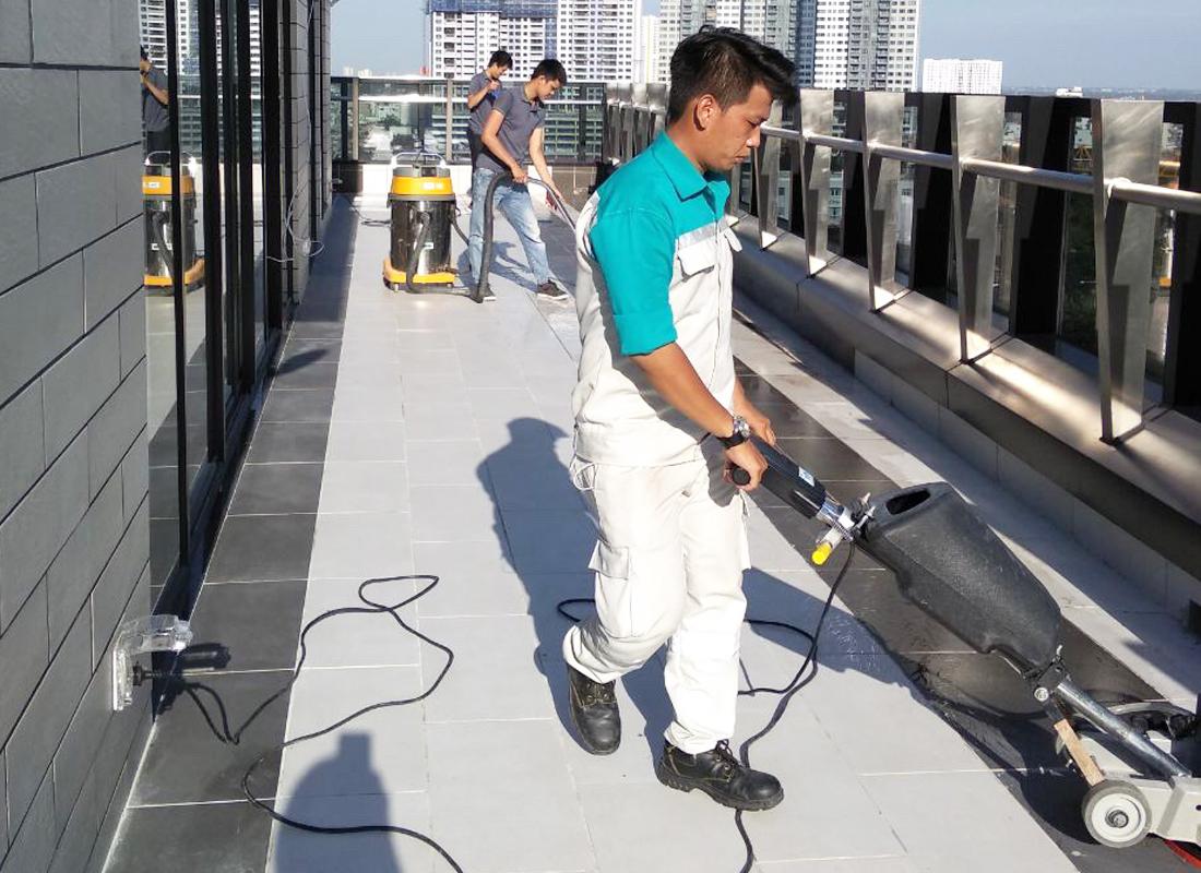 10 điều KHÔNG nên làm của nhân viên công ty vệ sinh