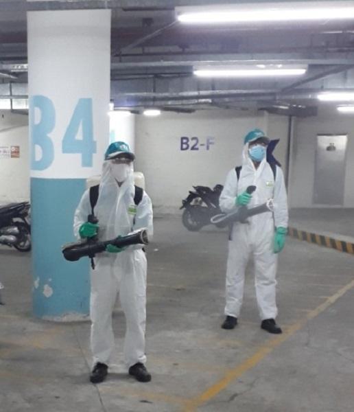 A2z - Đơn vị phun xịt thuốc khử trùng uy tín, chất lượng