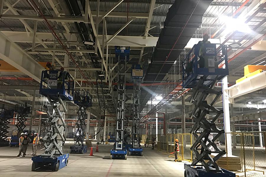 Nhà máy First Solar