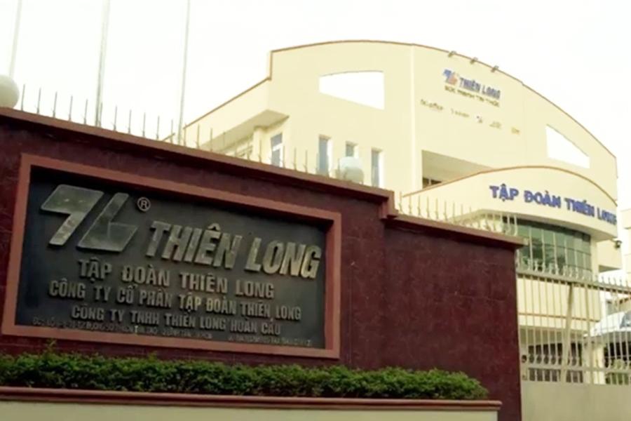 Nhà máy Thiên Long